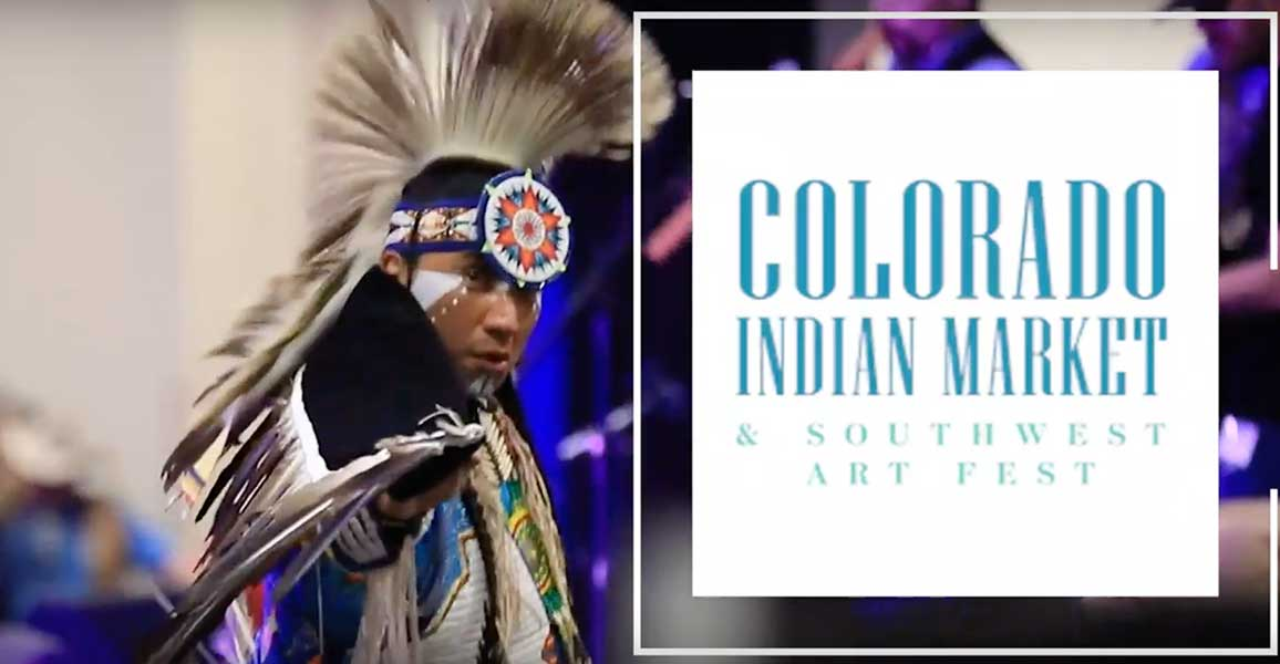 Colorado Indian Market and Southwest Art Fest Video Production